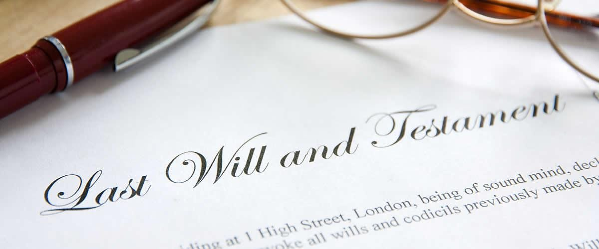 Need A Will Writing Service In Dorset?
